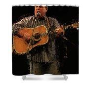 Chris Westcott R1 8778v Shower Curtain