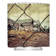 Christchurch Cathedral Shower Curtain