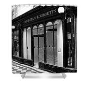 Christian Louboutin 1b Shower Curtain