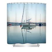 Christl 3.5 Shower Curtain
