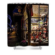 Christmas In Northport Shower Curtain