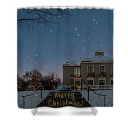 Christmas Lights Series #2 Shower Curtain