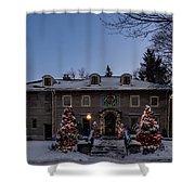 Christmas Lights Series #4 Shower Curtain
