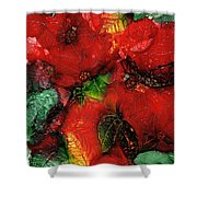 Christmas Remembered Shower Curtain
