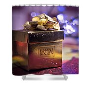 Christmas Treat Shower Curtain