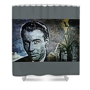 Christopher Lee Shower Curtain