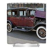 Chrysler 1926 Shower Curtain