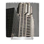 Chrysler Building New York Shower Curtain