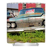 Chrysler Imperials Shower Curtain