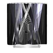 Chrysler Shower Curtain