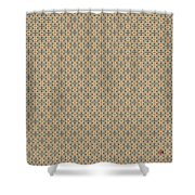 Chuarts Epic 3000 By Clark Ulysse Shower Curtain