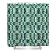 Chuarts Epic Illusion 1b2 Shower Curtain