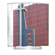 Church Bells Shower Curtain