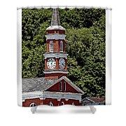 Church Building Shower Curtain