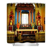 Church Colors Shower Curtain
