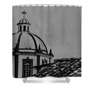 Church Dome 1 Shower Curtain