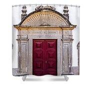 Church Door Shower Curtain