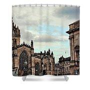 Church Edinburgh II Shower Curtain