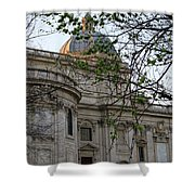 Church In Rome Shower Curtain