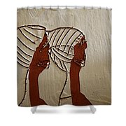 Church Ladies - Tile Shower Curtain