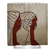 Church Ladies - Tile Shower Curtain