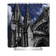 Church Of Ireland Shower Curtain