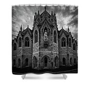 Church Of Our Lady Shower Curtain