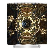 Church Of The Saviour On The Blood Shower Curtain