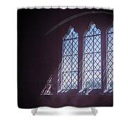 Church Window Shower Curtain