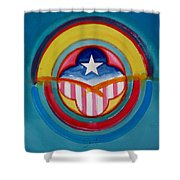 CIA Shower Curtain