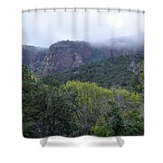 Cibola View Shower Curtain