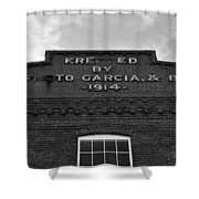 Cigar Factory 1914 Shower Curtain