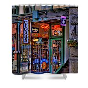 Cigar Store Shower Curtain