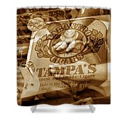 Cigars 7 Shower Curtain