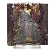 Circe Offering The Cup To Ulysses Shower Curtain