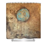 Circle Of Friendship Shower Curtain