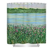 Circle Of Trust Shower Curtain