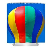 Circus In The Sky - Two Shower Curtain