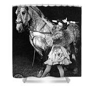 Circus: Rider, C1908 Shower Curtain