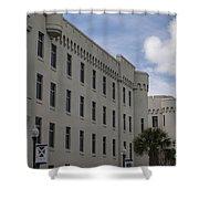 Citadel Campus Shower Curtain