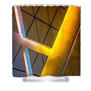 Citadel Center Dearborn And Adams Dsc5940 Shower Curtain