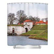 Citadell In Copenhagen Denmark Shower Curtain