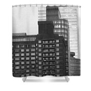 Citicorp Building Nyc  Shower Curtain
