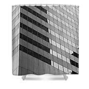 Citigroup Facade IIi Shower Curtain
