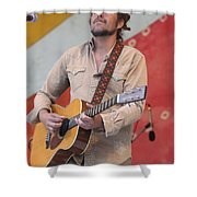Citizen Cope Clarence Greenwood Shower Curtain