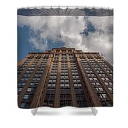 City Canyon Shower Curtain