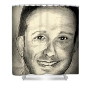 City Councilman Englander Shower Curtain