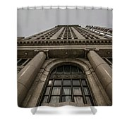 City Federal Shower Curtain