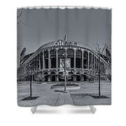 City Field - New York Mets Shower Curtain