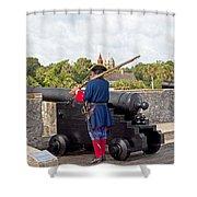 City Guard Shower Curtain